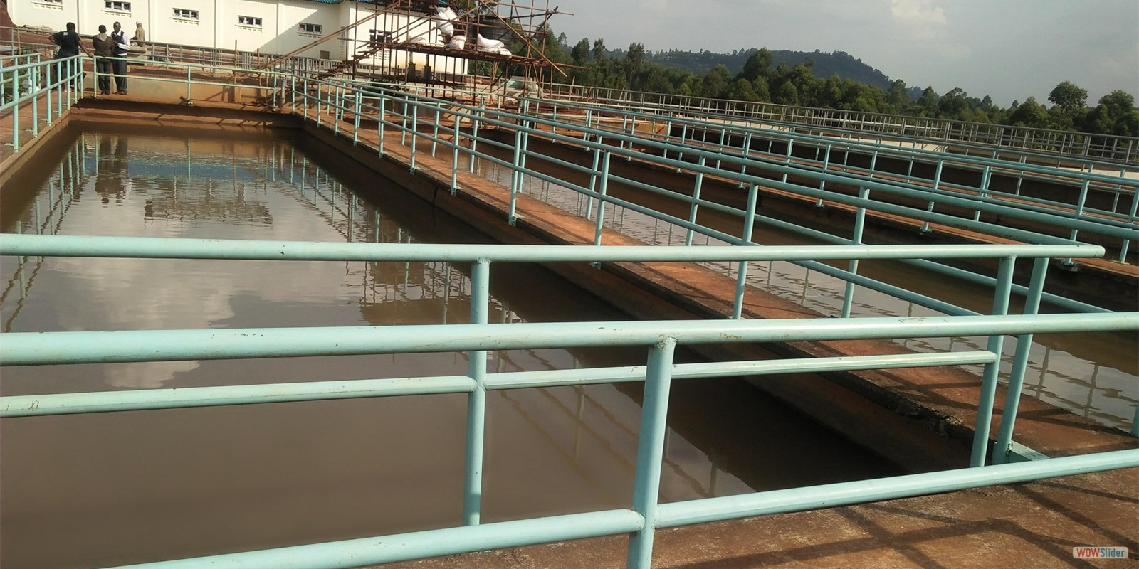 KEGATI WATER TREATMENT