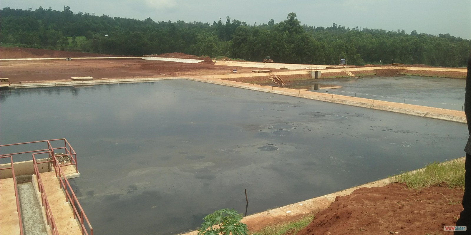 EXPANSION PROJECT(SUNEKA SEWER TREATMENT)